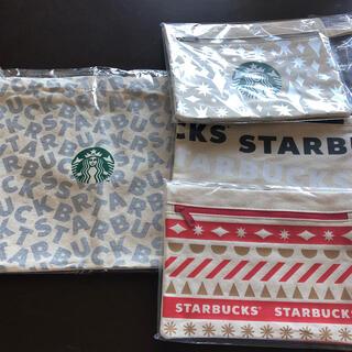 Starbucks Coffee - スターバックス ポーチ&エコバッグ