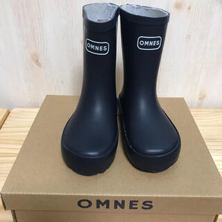 green label relaxing - OMNES オムネス レインブーツ 15㎝