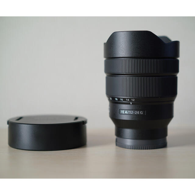 SONY(ソニー)のSONY SEL1224G Eマウント Luk様売約 スマホ/家電/カメラのカメラ(レンズ(ズーム))の商品写真