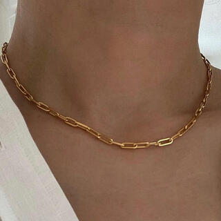 BEAUTY&YOUTH UNITED ARROWS - l'oro E chain necklace