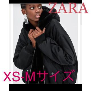 ZARA - ZARA ファージャケット リバーシブル XS,S,Mサイズ