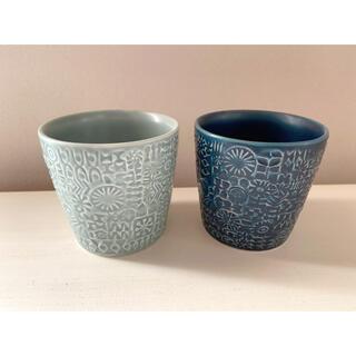 イデー(IDEE)の専用 バーズワーズ フリーカップ 2個セット(グラス/カップ)