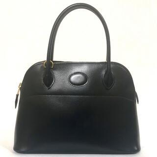 Hermes - 外側美品❗️ エルメス ボリード27 ブラック 黒 G金具 ○X刻印 バッグ