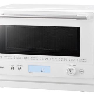 SHARP - SHARP RE-WF18A-W新品未使用‼︎シャープ 電子レンジ オーブン
