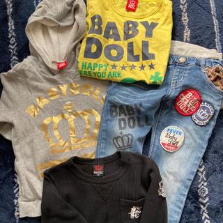 ベビードール(BABYDOLL)のベビードール120  まとめ売り!(Tシャツ/カットソー)