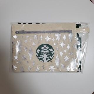 Starbucks Coffee - スターバックス ホリデーポーチ2020 新品未開封 スタバ