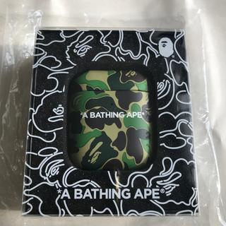 A BATHING APE - 新品 A BATHING APE ABC CAMO AirPods CASE