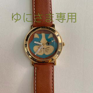 ピエールラニエ(Pierre Lannier)のピエール・ラニエ 腕時計 猫(腕時計)