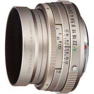 ☆PENTAX リミテッドレンズ 標準~中望遠単焦点レンズ