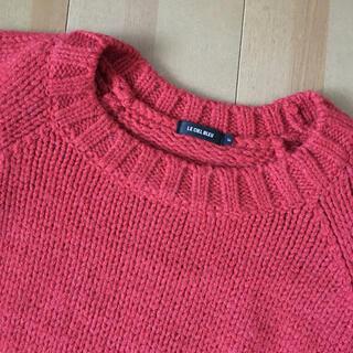 LE CIEL BLEU - ルシェルブルー ウールアルパカ セーター