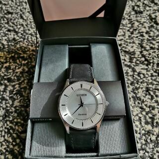 シチズン(CITIZEN)のCITIZEN 限定色 革ベルト腕時計(腕時計(アナログ))