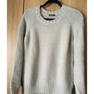 ルシェルブルー(LE CIEL BLEU)のルシェルブルー アルパカ混セーター(ニット/セーター)