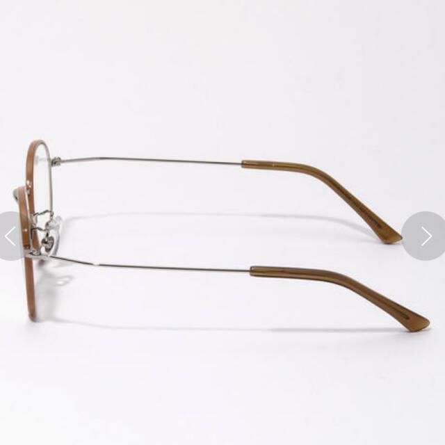 TOMORROWLAND(トゥモローランド)の★土日限定値下げ!★トゥモローランド☆サークルフレーム メガネ 眼鏡 レディースのファッション小物(サングラス/メガネ)の商品写真