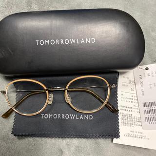 TOMORROWLAND - トゥモローランド☆サークルフレーム メガネ 眼鏡