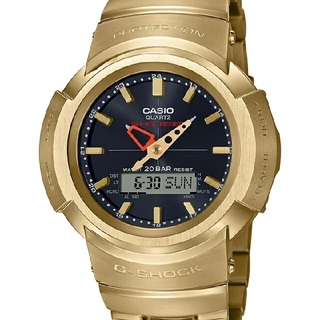 CASIO - G-SHOCKG 電波ソーラー AWM-500GD-9AJF メンズ