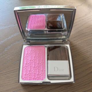 Dior - ディオールスキン ロージー グロウ チーク001ペタル