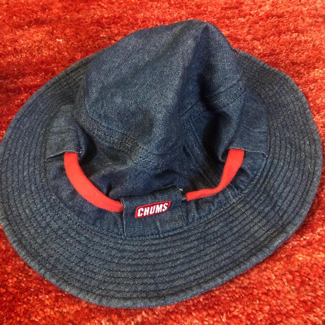 CHUMS(チャムス)のチャムス デニムハット レディースの帽子(ハット)の商品写真