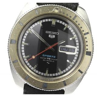 セイコー(SEIKO)のセイコー セイコー5 スポーツ ダイバー 5126-8090 メンズ 【中古】(腕時計(アナログ))