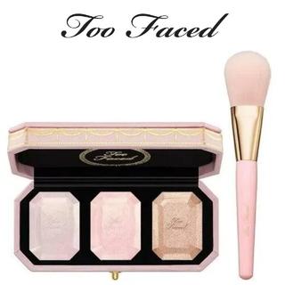 Too Faced - TooFaced◆マルチユースハイライタートリオ