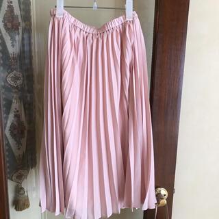 GU - ピンクスカート