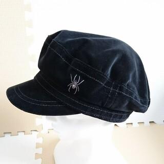 ヒステリックグラマー(HYSTERIC GLAMOUR)のヒステリックグラマー☆キャスケット帽 キャップ(キャスケット)