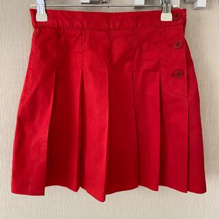 グローバルワーク(GLOBAL WORK)のプリーツスカート フレアスカート(スカート)