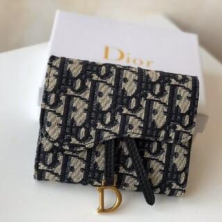 クリスチャンディオール(Christian Dior)のクリスチャンディオール 折り財布(財布)