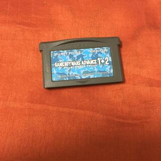 ゲームボーイアドバンス - ゲームボーイウォーズアドバンス1+2 ゲームボーイアドバンス GBA ソフト