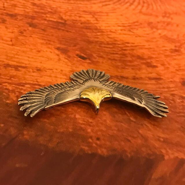 goro's(ゴローズ)のゴローズ イーグル 小 メンズのアクセサリー(ネックレス)の商品写真