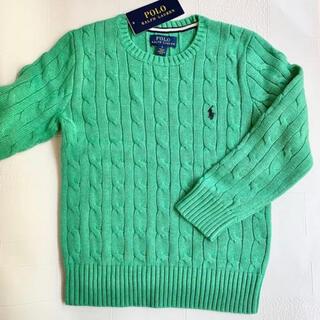 ラルフローレン(Ralph Lauren)の3t100cm  数量限定 秋冬準備 ラルフローレン 新作 セーター 100(Tシャツ/カットソー)