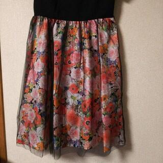 DOLLY GIRL BY ANNA SUI - 新品 未使用 タグ付 ドーリーガール 高橋真琴 コラボ ワンピース  サイズ2