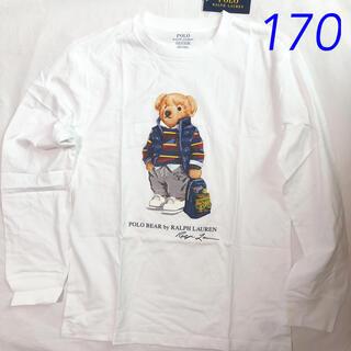 ポロラルフローレン(POLO RALPH LAUREN)のラルフローレン ポロベア コットンTシャツ ボーイズXL/170(Tシャツ/カットソー)