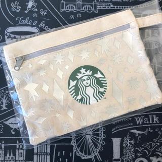 Starbucks Coffee - スターバックス ホリデーポーチ 2020  キャンパスポーチ