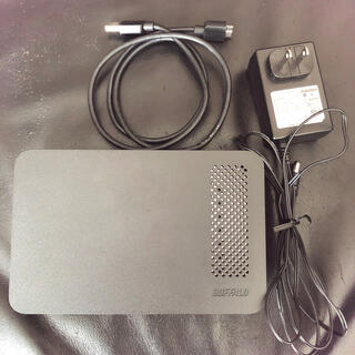 Buffalo - バッファロー 外付けHDD HD-LCU3 2TB