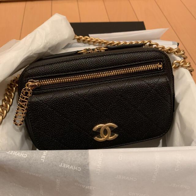 CHANEL(シャネル)の☆みーー様専用です☆ シャネル バッグ ショルダーバッグ カメラバッグ レディースのバッグ(ショルダーバッグ)の商品写真