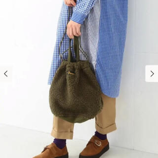 ビームスボーイ(BEAMS BOY)のBEAMS BOY * NAPRON / BOA PATIENTS BAG(トートバッグ)