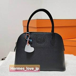 Hermes - 新品☆エルメス ボリード27 ブラック