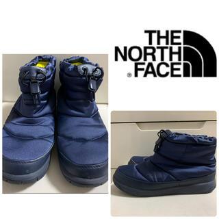 ザノースフェイス(THE NORTH FACE)のノースフェイス ヌプシ ブーツ ネイビー(ブーツ)