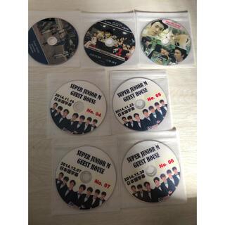 スーパージュニア(SUPER JUNIOR)のSUPERJUNIOR DVDまとめ10枚(K-POP/アジア)