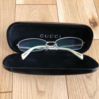 Gucci - GUCCI  眼鏡フレーム と 眼鏡ケース