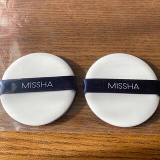 ミシャ(MISSHA)のミシャ エアインパフ(パフ・スポンジ)