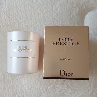 Christian Dior - 【Dior ディオール】*新品未使用*プレステージ フレグランスキャンドル限定品