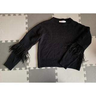 ルシェルブルー(LE CIEL BLEU)の【LE CIEL BLEU(ルシェルブルー)】2wayセーター(ニット/セーター)