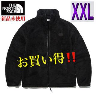 THE NORTH FACE - ◆海外限定◆THE NORTH FACEボアフリース ジャケット ブラックXXL