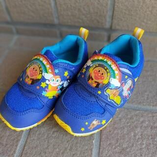 MOONSTAR  - アンパンマン 靴 未使用品
