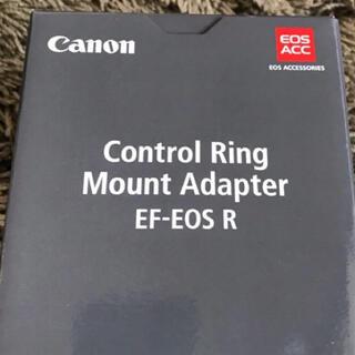 Canon - Canon EF-EOS R コントロールリングマウントアダプター