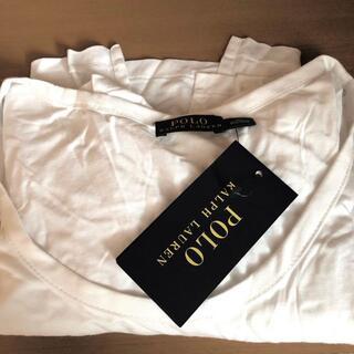 POLO RALPH LAUREN - 新品 ポロ ラルフローレン ポケット付き薄手Tシャツ XS
