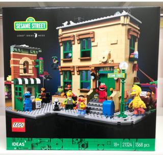 Lego - 【新品未開封】レゴ LEGO セサミストリート 21324