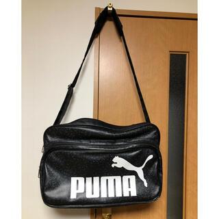プーマ(PUMA)のPUMA プーマ エナメルバッグ(バッグ)
