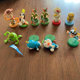 フルタセイカ(フルタ製菓)のチョコエッグ フィギュア色々10コ ジャンク品あり(キャラクターグッズ)